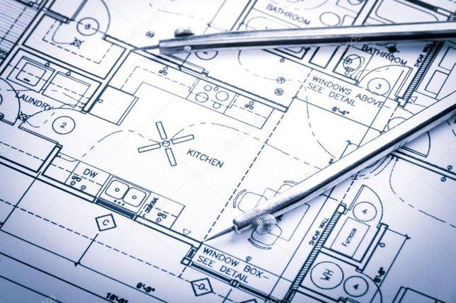 Разработка эскизных, технических и рабочих проектов