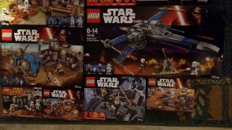 Чисто Нови Сетове Star Wars Марвел Нинджаго Лего LEGO Harry Potter гр. Варна - image 1