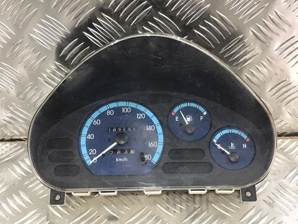 Километраж Деу Матиз 2002г Бензин - Daewoo Matiz