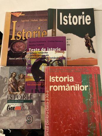 Manuale pentru liceu geografie/istorie/psihologie/filosofie/logica