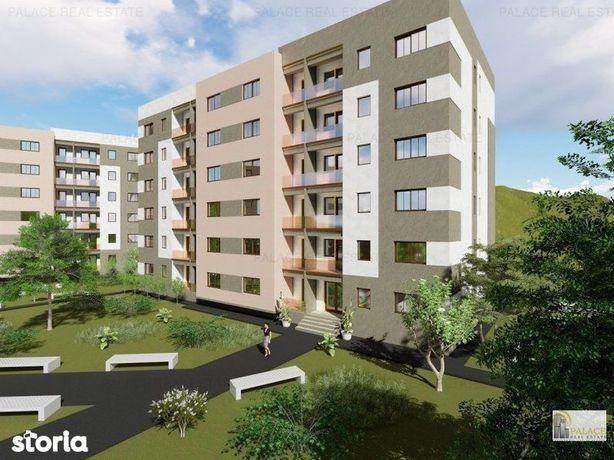 Apartament NOU 1 camera decomandat, 31,45mp, Bucium, Mutare Imediata