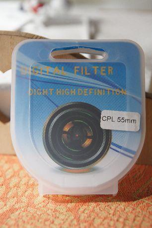 Филтър за обектив 55мм