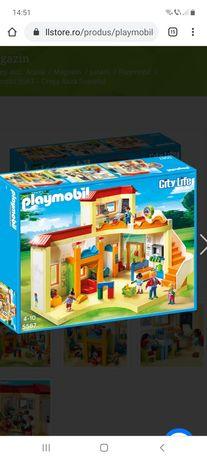 Playmobil 5567 Cresa Raza Soarelui