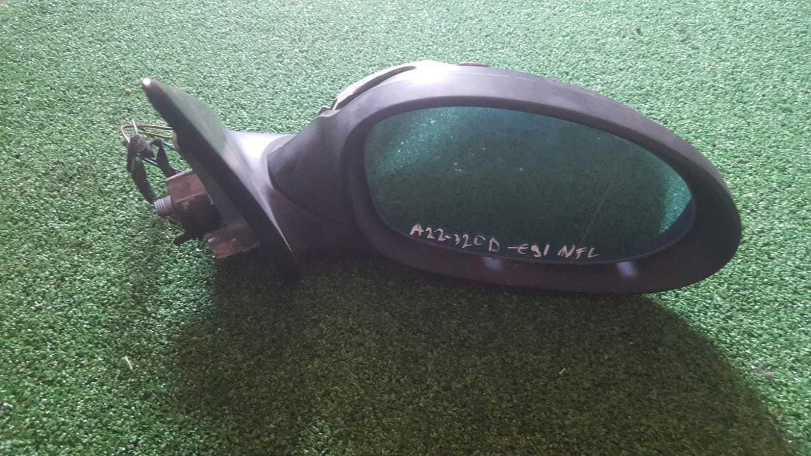 brat oglinda dreapta non facelift bme e90 e91 negru 9124