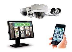 Установка и ремонт видео наблюдения