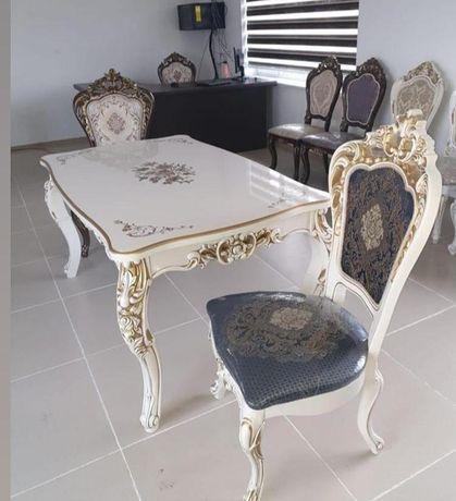 Стол Милан и стулья Джоконда. Мебель со склада ДЁШЕВО только у нас!!!