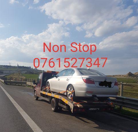 Tractari auto Non Stop in Turda, Autostrada A3 sau ori unde in Tara !