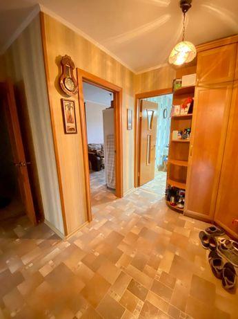 3 комнатная новая планировка Рабочий посёлок