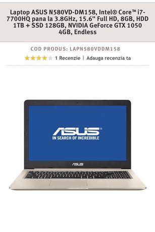 Laptop asus i7
