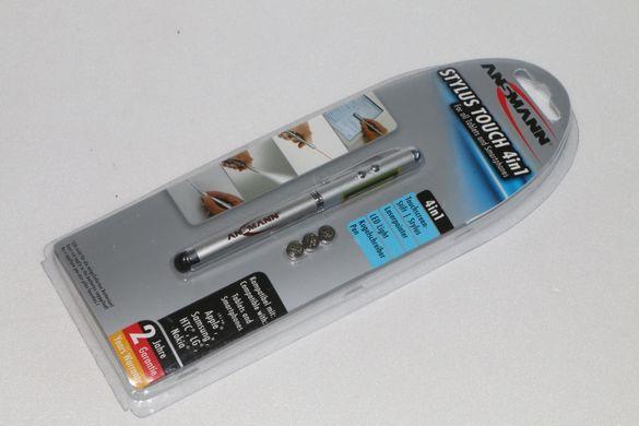мултифункционална писалка фенер 4 в 1, нова, немска, внос от Германия