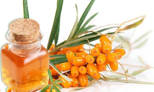 Nectar de catina cu miere de albine in proporții egale