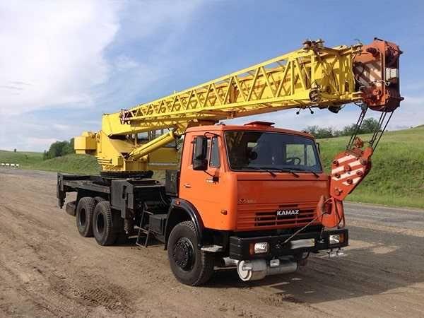 Спецтехника Без посредников! Аренда/Услуги Автокран от 12 до 40 тонн.