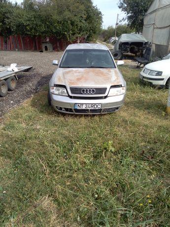 Dezmembrez Audi A6 c5 2.5 tdi 2000
