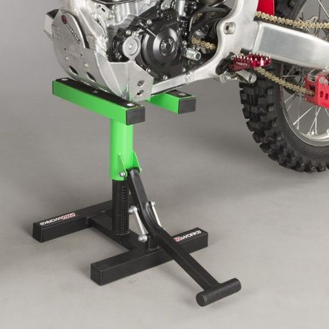 Elevator Stander moto enduro cross Proworks Heavy Duty Mechanic Stand
