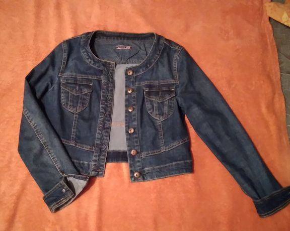 Джинсовая курточка от waikiki