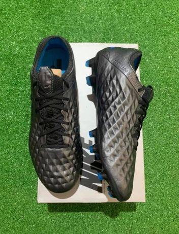 Nike Tiempo Legend VIII Pro FG Negru/Albastru