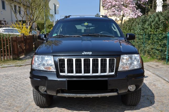 Jeep Grand Cherokee WJ Far Stanga