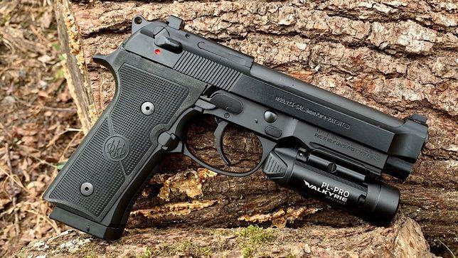 SUPER PISTOL-GEN ADEVARAT-Airsoft METAL 6mm F.Puternic Taurus PT92 Fs