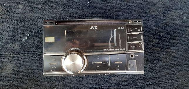 JVC магнитолла оригинал
