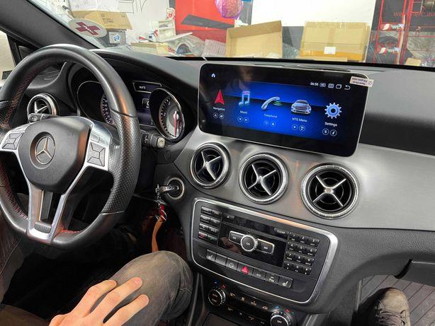 Montez / instalez navigatii auto android aftermarket camere revers