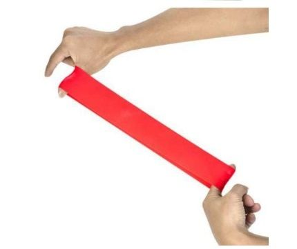 Эластичная резиновая лента, Фитнес резинки (ленточных эспандеров)