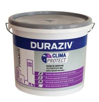 PRIMER   pentru tencuiala decorativa ( AMORSA)25kg/60mp - Alba