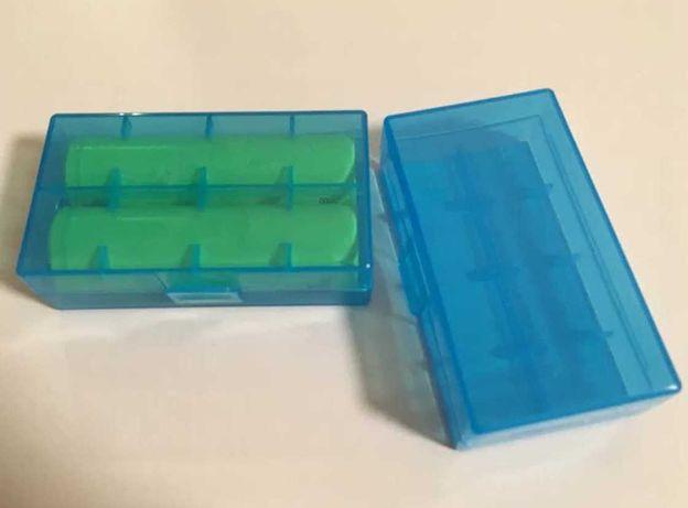 Кейс, Бокс (box), холдер, коробка для аккумулятора 18650