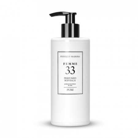 Balsam de corp parfumat Federico Mahora 33 dama