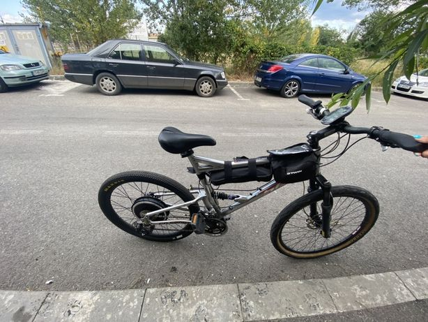 Vand/Schimb Bicicleta Electrica Motor 1500W SAU SCHIMB CU LAPTOP