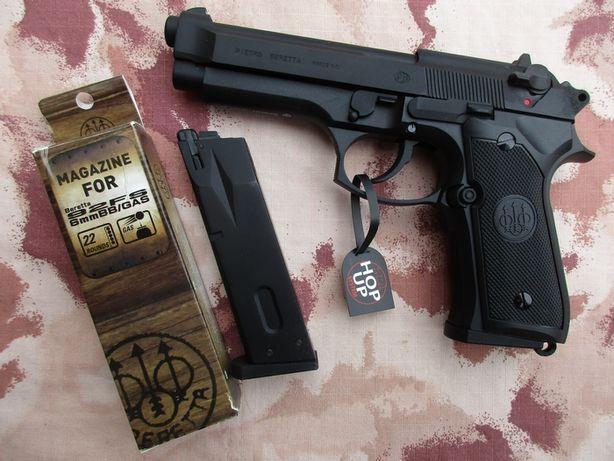 PUTERE EXTREMA-Pistol Airsoft CyberGun PRECIZIE Puternic Co2 4.6JOULI