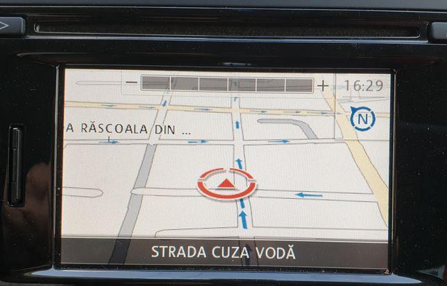Actualizare harti 2020 RNS 310 Romania detaliata