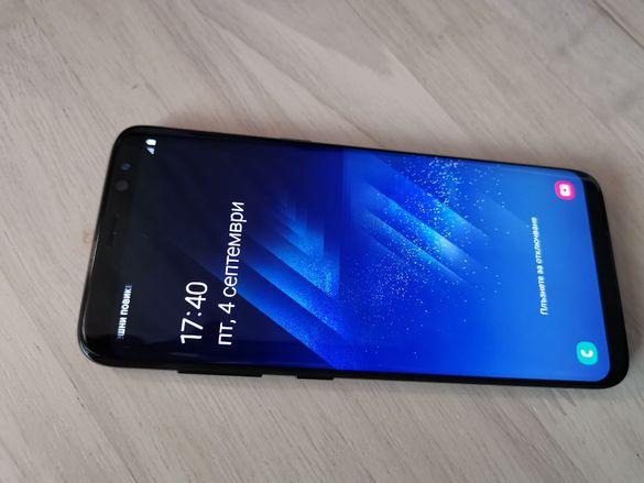 Samsung S8 SM-G950F Midnight Black