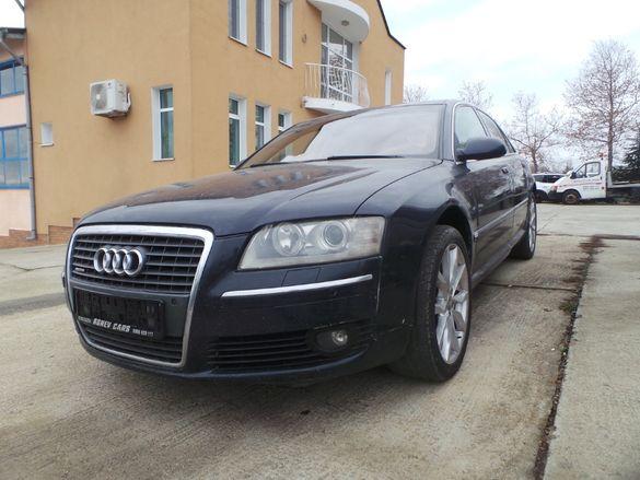 Audi A8 3.0 TDI 233кс 2007г НА ЧАСТИ