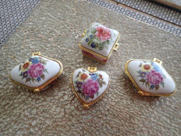 малки керамични кутиийки от Япония