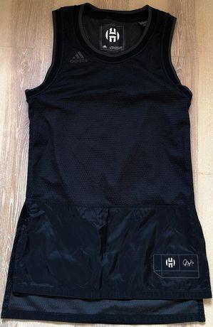 Maiou baschet Adidas Performance Harden Vol. 1 Playmaker All Black nou
