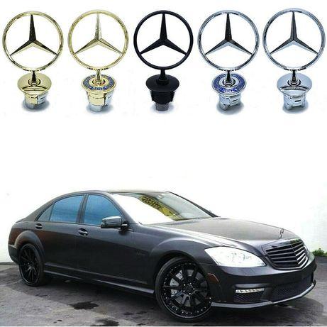Емблема за Mercedes Benz / Мерцедес - 5 Модела