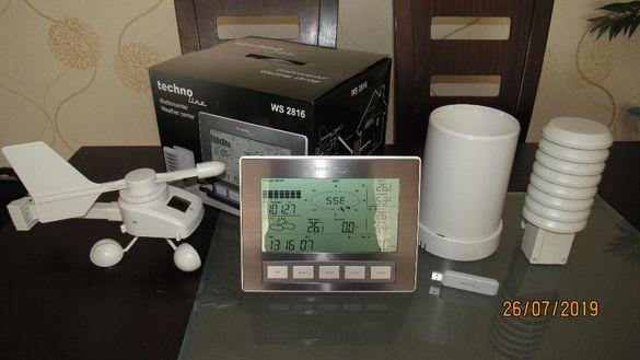 Technoline WS 2816 - безжична метеорологична станция