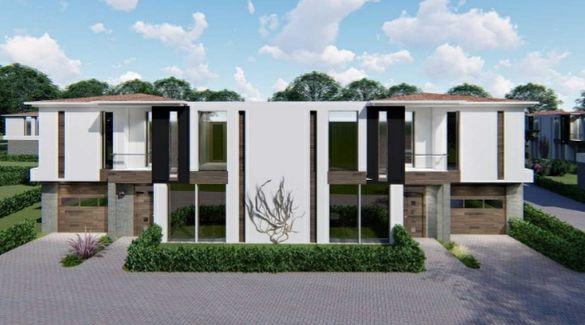 Къща в новоизграждащ се комплекс