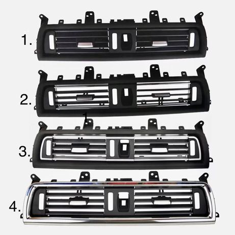 Въздуховод климатик решетка духалка БМВ ф10 ф01 BMW F10 F11 F01 F02