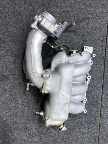 Galeria admisie si clapeta acceleratie nissan renault 3.5 Benzina