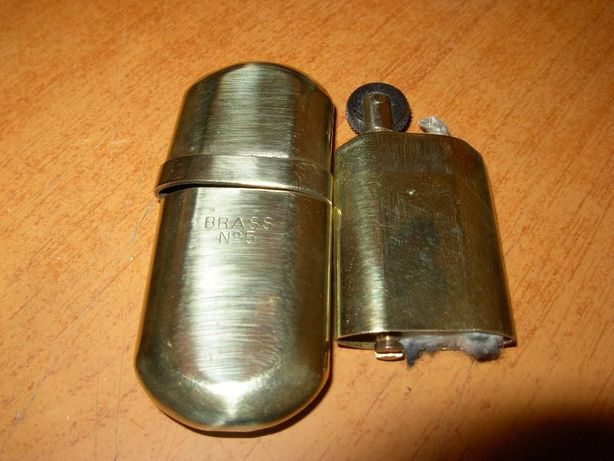Bricheta BRASS nr5- benzina / piatra