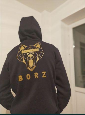 Продаётся толстовка BORZ
