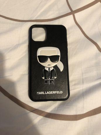 Husa iPhone 11 Pro Karl Lagerfeld