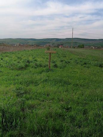 Teren constructie, extravilan la întrare în Gilau dinspre Cluj-Napoca.