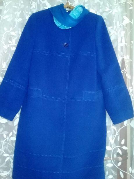 Продам отличное пальто р-р 50