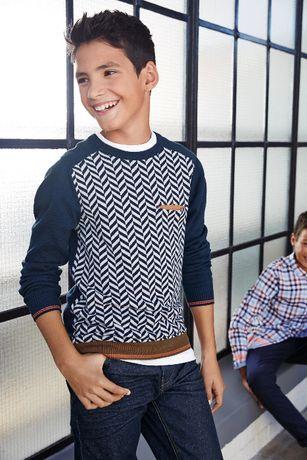 NEXT, Okaidi пуловери за 8 год