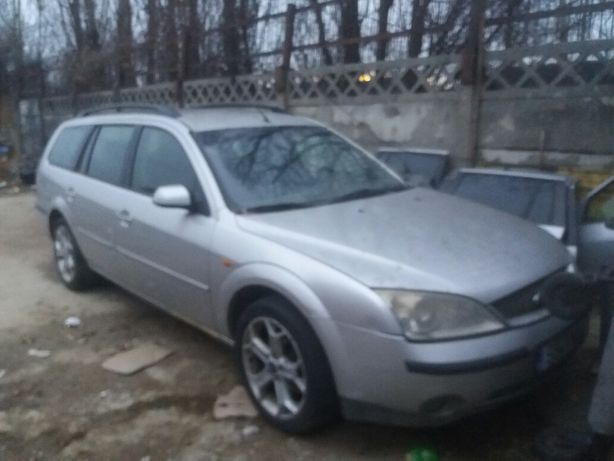 Ford mondeo tdci fabricatie2002