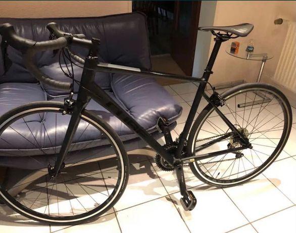 Bicicleta cursiera CUBE Attain SL black'n'grey