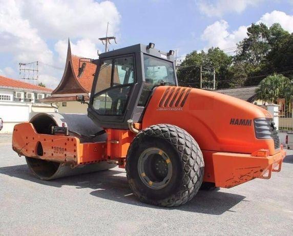 Inchiriez Cilindru Compactor Autogreder Buldozer Excavator 35tone