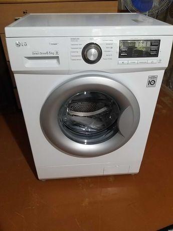 Продам новую стиральную машинку  LG на 6.5 кг